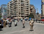 مرور الغربية يشن حملة لإحكام السيطرة المرورية بشوارع طنطا