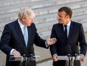 رئيس الوزراء البريطانى يصل إلى فرنسا لحضور قمة مجموعة الدول الصناعية السبع