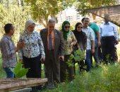 جامعة أسيوط : نجاح شباب صنايعية مصر فى استنبات 5 آلاف شتلة مانجو