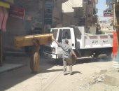 محافظ بنى سويف: رفع 300 حالة إشغالات وتحرير 15 محضرا للمخالفين