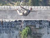 تصوير مشاهد خطرة من فيلم James Bond فى إيطاليا