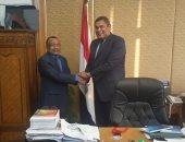 مساعد وزير الخارجية للشئون الأفريقية يلتقى سفير جمهورية تنزانيا الاتحادية