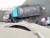قارئ يشكو وضع مخلفات القمامة أمام منازل بشارع عبدالله السعود بمصر القديمة