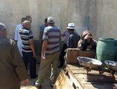لجنة قيادات بئر العبد تتابع مشروعات الطرق ومخزون الغاز