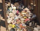 قارئ يشكو من انتشار القمامة بشارع ناشد فى المنيب