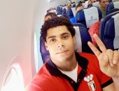 محمد إيهاب: أبحث مع مسئولى وزارة الرياضة مخرج للمشاركة بالأوليمبياد