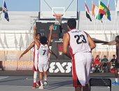 رجال السلة 3x3 يتأهلون لنصف نهائي دورة الألعاب الإفريقية