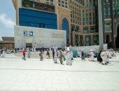 السعودية تنهى 85% من أعمال تطوير ساحات المسجد الحرام