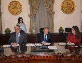 التعليم توقع بروتوكول مع الغرفة الفرنسية لإطلاق مدرسة إليكترو مصر للتكنولوجيا