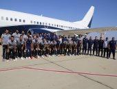 صور.. بعثة بيراميدز تصل إلى الكونغو بطائرة خاصة