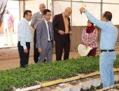 زراعة بنها تستعد للموسم الجديد لزراعة الصوب الزراعية