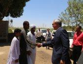محافظة قنا :تطوير 8 قرى الأكثر احتياجاً وإتاحة فرص عمل بها