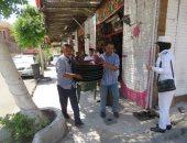 أمن القاهرة ينفذ 995 إزالة إدارية ويضبط 14 سيارة مطموسة الأرقام