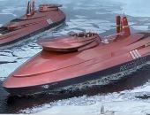 تدشين مفاعلين نوويين لأقوى كاسحة جليد روسية فى العالم