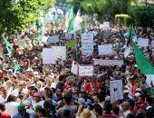 محتجون جزائريون يرفضون إعلان إجراء الانتخابات الرئاسية