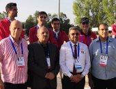 تكريم منتخب الفروسية بفضية الفرق بدورة الألعاب الإفريقية
