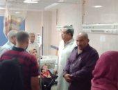 لجنة للتفتيش بمستشفى الشاملة بالقليوبية بعد انتشار فيديو لقطط بغرفة الغسيل الكلوى
