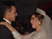 صور ..ناصر منسي يحتفل بزفافه