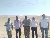 تفاصيل زيارة الوفد المالك لمشروع إنشاء محطة كهرباء بقدرة 2250ميجاوات بالأقصر