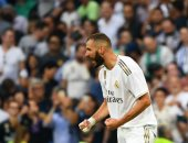 ريال مدريد ضد بلد الوليد.. بنزيما يصل للهدف 150 فى الدوري الإسباني