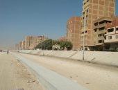 صور.. الانتهاء من إزالة العشش بمحور الطوارئ فى القاهرة