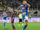 نابولى يقهر فيورنتينا 4 - 3 فى مباراة ماراثونية بالدوري الإيطالي.. فيديو