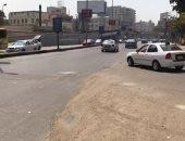 فيديو.. انتظام حركة المرور بميدان المؤسسة صباح اليوم الجمعة