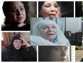 ملكات الجدية فى الأداء.. من أمينة رزق ودولت أبيض لعبلة كامل ونيللى كريم
