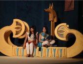 8 عروض مسرحية وندوة في اليوم الثامن بالمهرجان القومى للمسرح المصرى(12)