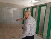 المرور على 95 مدرسة بحى غرب شبرا الخيمة قبل انطلاق العام الدراسي