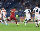 روما يتعادل مع جنوى 2 - 2 فى شوط أول مثير بالدوري الإيطالي.. فيديو