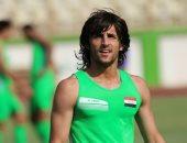 وصول البطاقة الدولية للعراقى همام طارق لاعب الإسماعيلى