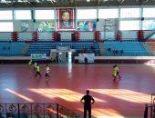 11 ملعب للعبة كرة اليد بشمال سيناء لخدمة شباب المحافظة