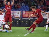 روما يتعادل مع جنوى 3 - 3 فى الدوري الإيطالي.. فيديو