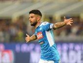 إنسيني يبهر عشاق الدوري الإيطالي في مباراة فيورنتينا ضد نابولي