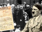 """""""اتفاقية هعفراه"""".. كيف ساعد هتلر اليهود فى احتلال فلسطين؟"""