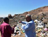 صور.. محافظ أسوان يشكل لجنة لإزالة التعديات والمخالفات