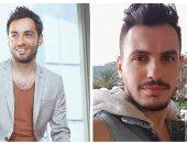 بعد نجاحهما فى أكثر من أغنية.. رامى جمال يجدد تعاونه مع أحمد إبراهيم