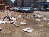 شكوى من انتشار القمامة بإسكان الشباب بحى الزهور فى بورسعيد