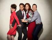 عودة 3 نجوم إلى الموسم الـ 11 من مسلسل Will & Grace