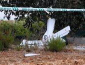 مصرع 7 أشخاص فى حادث تحطم طائرة فى الفلبين