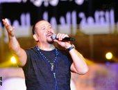 """بعد طرح أغنية """"شارى بالغالى"""".. هشام عباس يحيى حفلا غنائيا بالزمالك"""