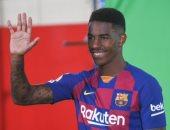 """برشلونة يعتذر لجماهير ريال بيتيس بعد تغريدة """"فيربو"""".. فيديو"""