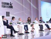 فيديو.. سوسن بدر ومروان حامد ودرة أعضاء لجان تحكيم بمهرجان الجونة