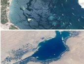 صور.. البحيرات المرة بالإسماعيلية تنتظر طوق النجاة بعدما هجرها المصطافون