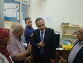 اعتماد كلية الطب البيطرى بجامعة المنصورة من الهيئة القومية لضمان جودة التعليم