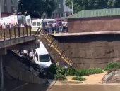 صحيفة تركية: انهيار ثالث كوبرى فى تركيا بسبب السيول بمقاطعة تارما