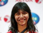 بطلة العالم بالكاراتيه: قاتلت فى النهائى أمام اللاعبة التركية وحققت الذهبية