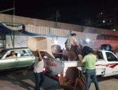محافظ الغربية: إزالة 1273 حالة إشغال و498 إعلانا مخالفا خلال أسبوع