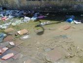 """شكوى من انتشار القمامة ومياه الصرف الصحى بنفق """"باغوص"""" بالشرابية"""